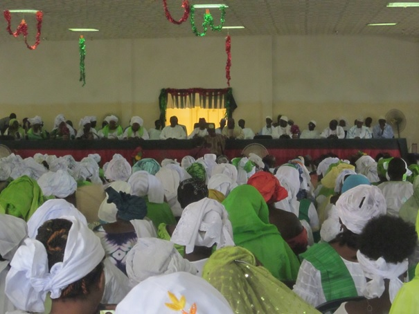 Parti socialiste: Khalifa Ababacar Sall perturbe la réunion