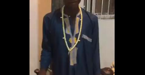Ce jeune a fait 2 mois et 20 jours à vélo, du Nigéria à Medina Baye (vidéo)