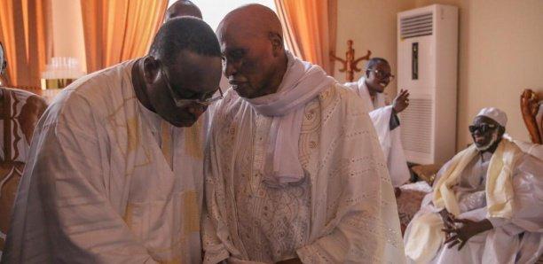 Retrouvailles avec Macky Sall: Wade bientôt au palais
