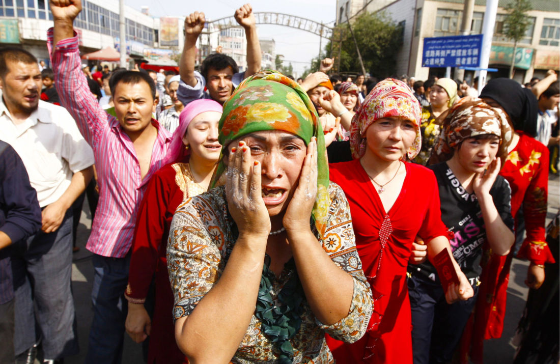 Violées, stérilisées de force, humiliées: L'insoutenable quotidien des femmes musulmanes en Chine