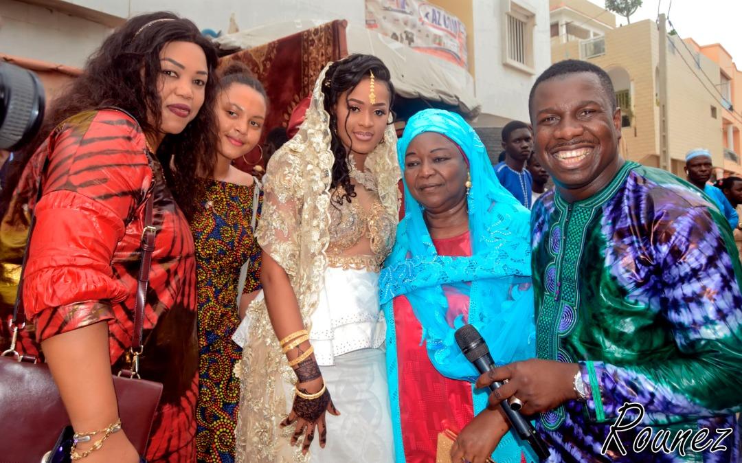 PHOTOS - Le mariage royal de ce couple malien basé en France