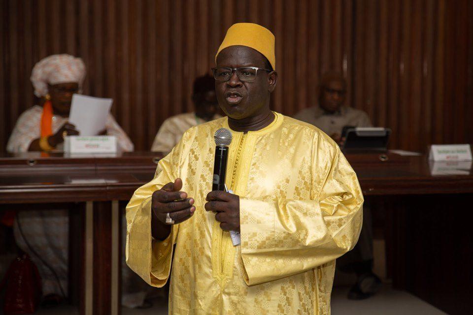 Cheikh Seck: « je vais introduire une proposition de loi pour contraindre les députés à répondre aux convocations de l'Assemblée »