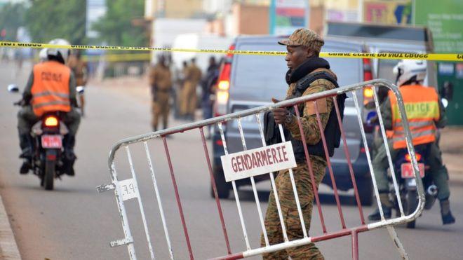 Burkina Faso : Couvre-feu dans le nord après la mort d'une douzaine de personnes