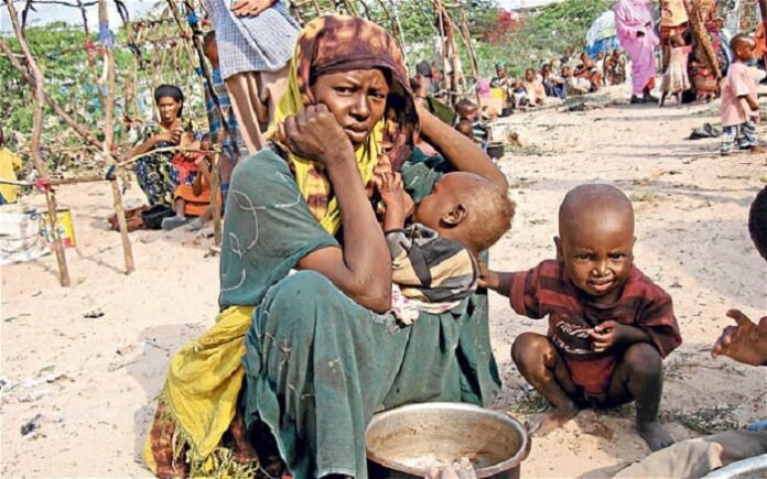 Rapport: Centrafrique et Madagascar très touchés par la famine