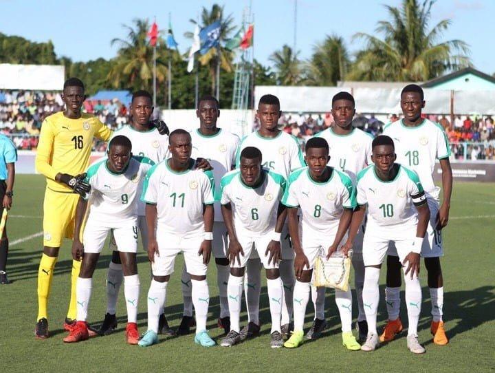 Mondial U17: les 21 Lionceaux retenus pour le Brésil