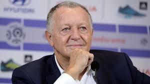 Nomination de Garcia, Aulas cite Winston Churchill pour faire renaître l'optimisme chez les Lyonnais