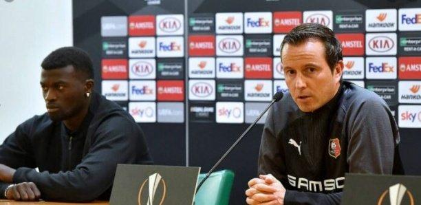 Forfait de Mbaye Niang contre le Brésil: Le coach de Rennes dément Cissé