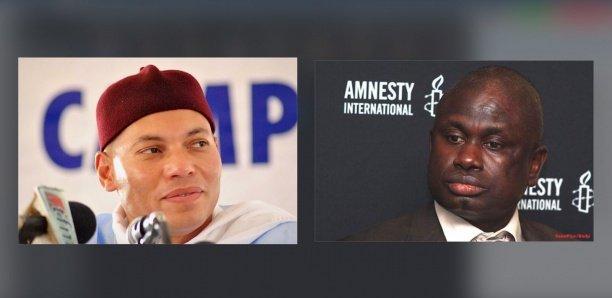 Condamné et gracé: Seydi Gassama trouve nécessaire de réviser le procès de Karim Wade