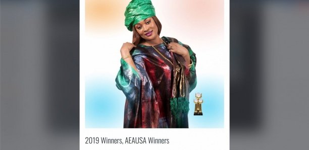 African Entertainement Awards : Titi, meilleure artiste féminine