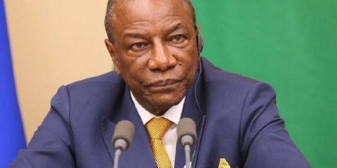 "Alpha Condé : ""Je dirigerais la Guinée jusqu'au jour où Dieu…"""