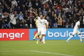 Foot Ligue 1: L'OM bat Strasbourg au stade Vélodrome et se classe 5e
