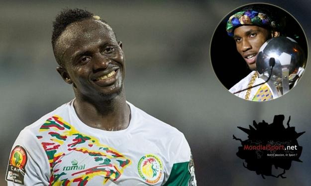 Didier Drogba: « Pour moi, le ballon d'or revient à Sadio Mané»