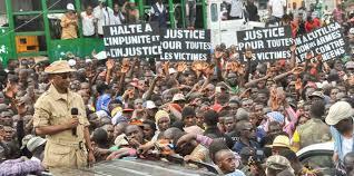 Ce 22 octobre 2019: Les initiateurs des manifestations en Guinée de condamnés de 6 mois à 1 an de prison