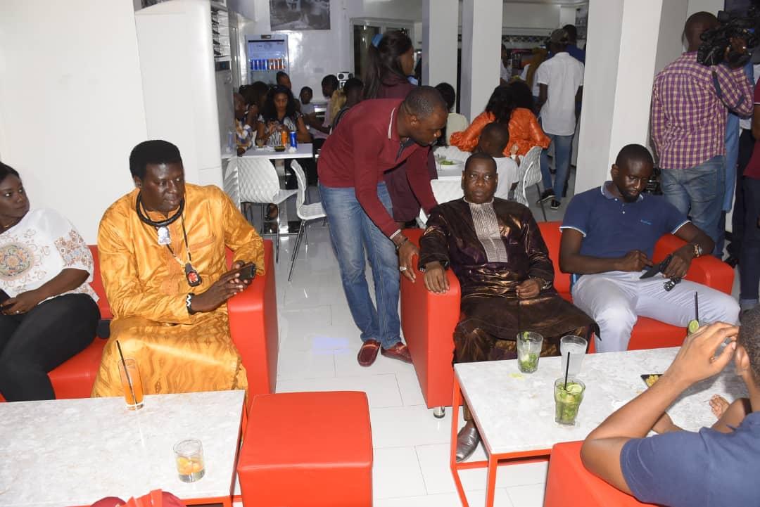 PHOTOS - A la découverte du lounge  FIESTA  à DAKAR