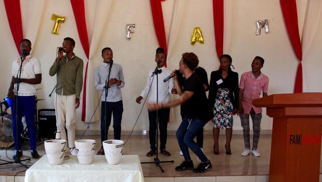 Au Rwanda, une église évangélique accueille les personnes LGBT