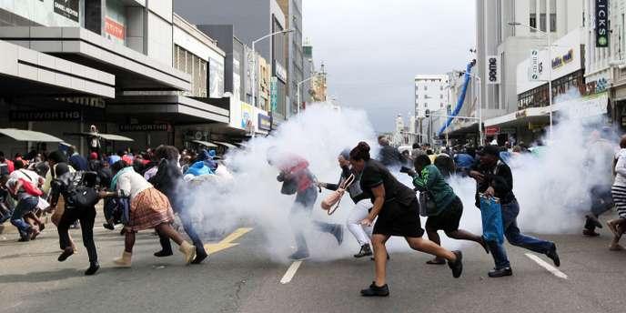 Xénophobie: 3 Nigérians blessés lors de nouvelles attaques en Afrique du Sud