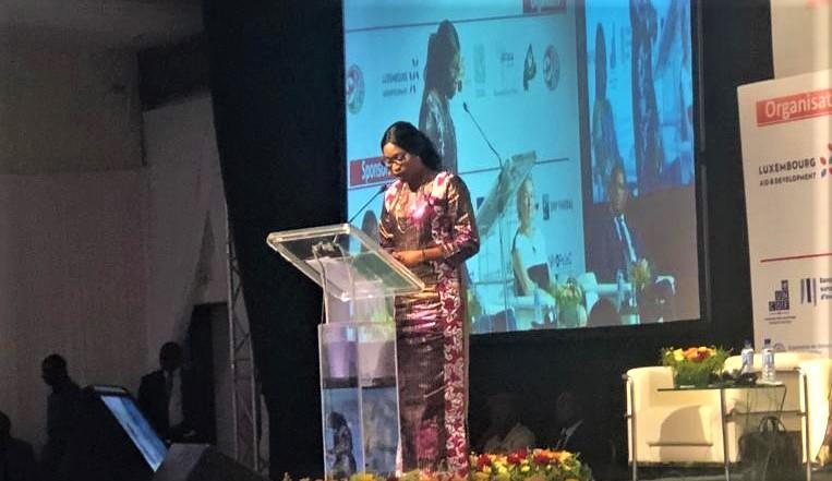 Mme Zahra Iyane Thiam Diop à la Semaine Africaine de la Microfinance (SAM): « La SAM doit avoir l'ambition de devenir une plateforme africaine commune de réflexions et d'échanges... »