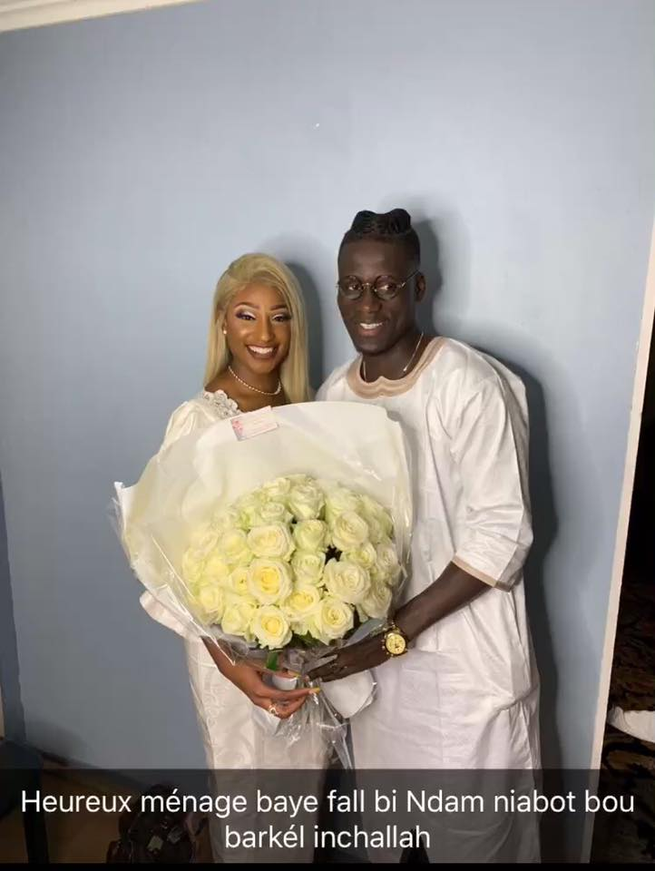 Bonne nouvelle pour Kara Mbodj et sa femme !