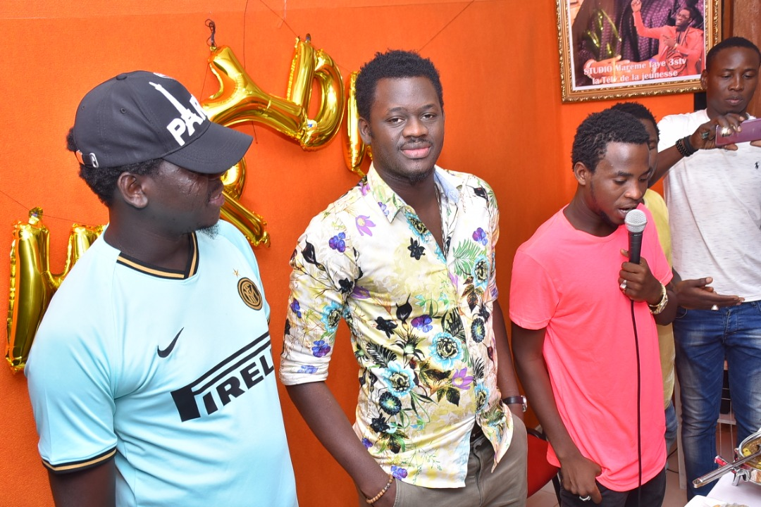 PHOTOS - L'anniversaire VIP du fils d'Omaro Mou Cheikh Béthio