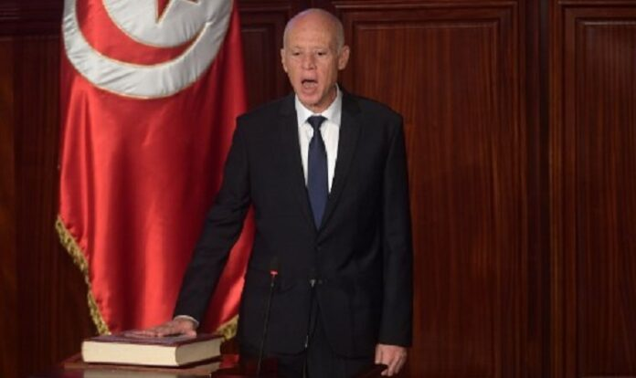 Tunisie :Le  président Kais Saied a fait sa prestation de serment