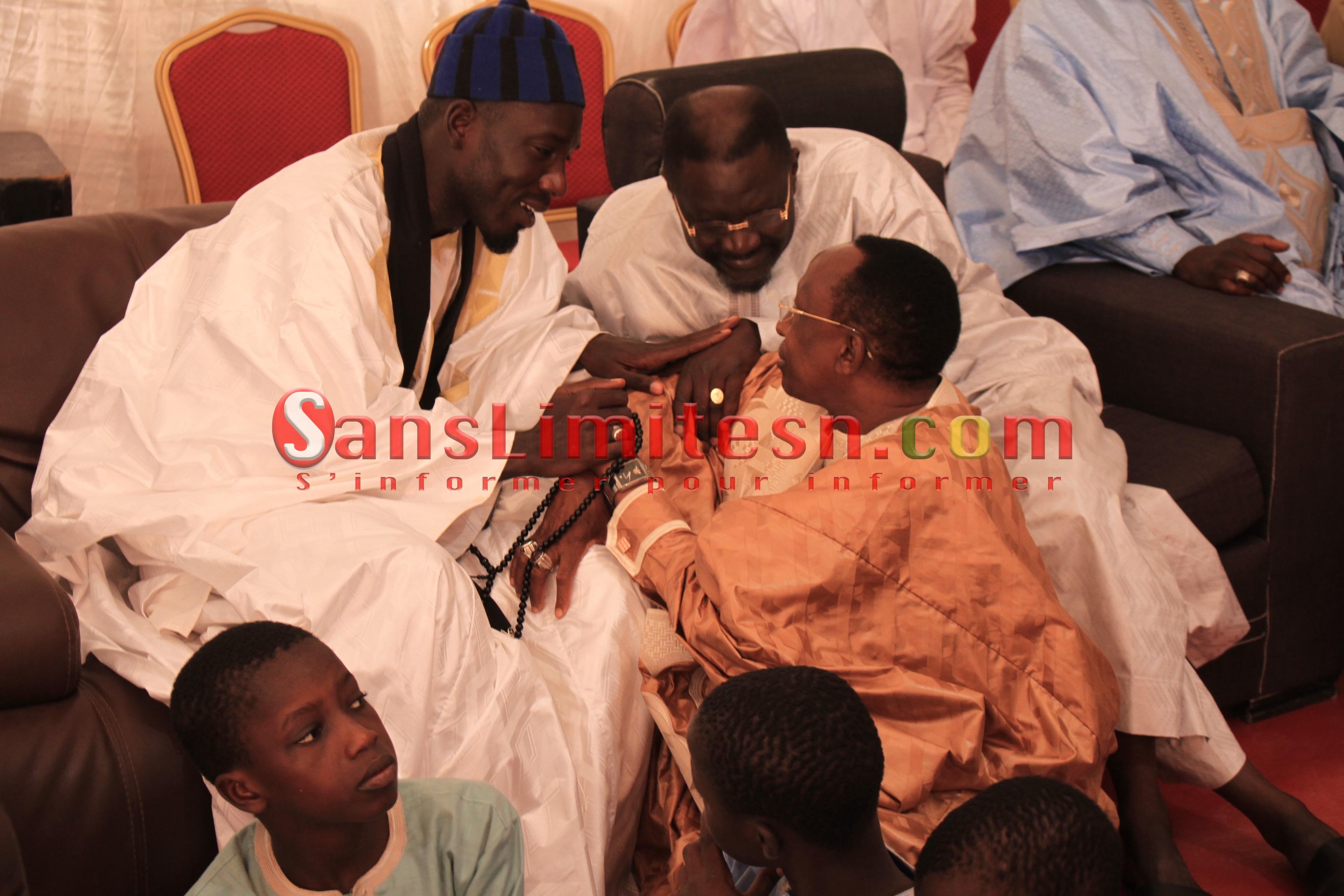 PHOTOS - Invités VIP et sagnsé: Les premières images du baptême royal du petit-fils de Moustapha Cissé Lô