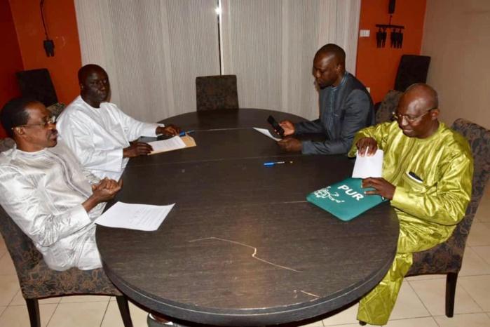 Idy, Madické, Gackou, Issa Sall, Pape Diop: un nouveau front de l'opposition mis en place