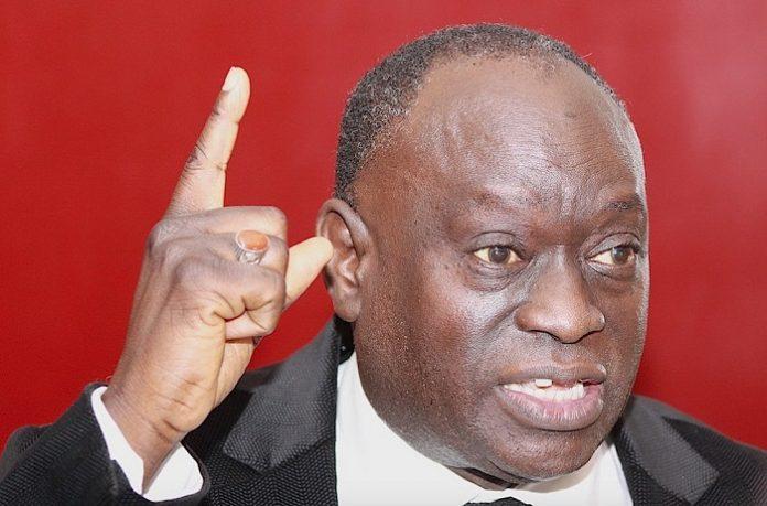 Accusation des 200 millions contre Me El Hadj Diouf…: L'ombre de Sonko corserait l'affaire de Cheikh Kane Fall et de Papis Diatta