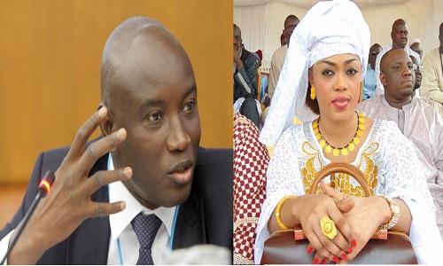 Mbour : Le ministre de l'intérieur Aly ngouille Ndiaye réagit sur l'affaire Aïda Diallo