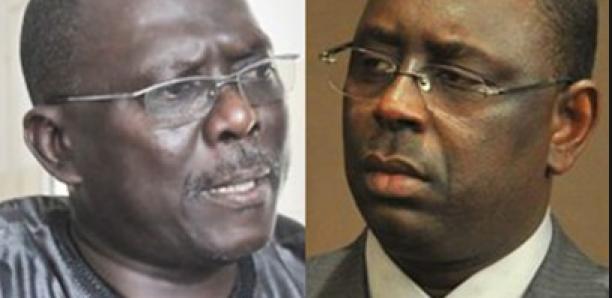 Moustapha Diakhaté sur le troisième mandat : ''La démarche de Macky Sall n'est pas productive''