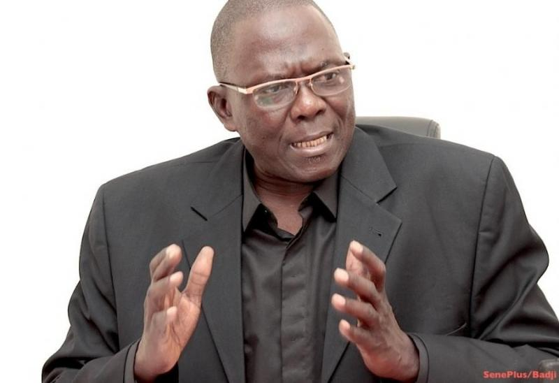 Moustapha Diakhaté remercie Macky Sall