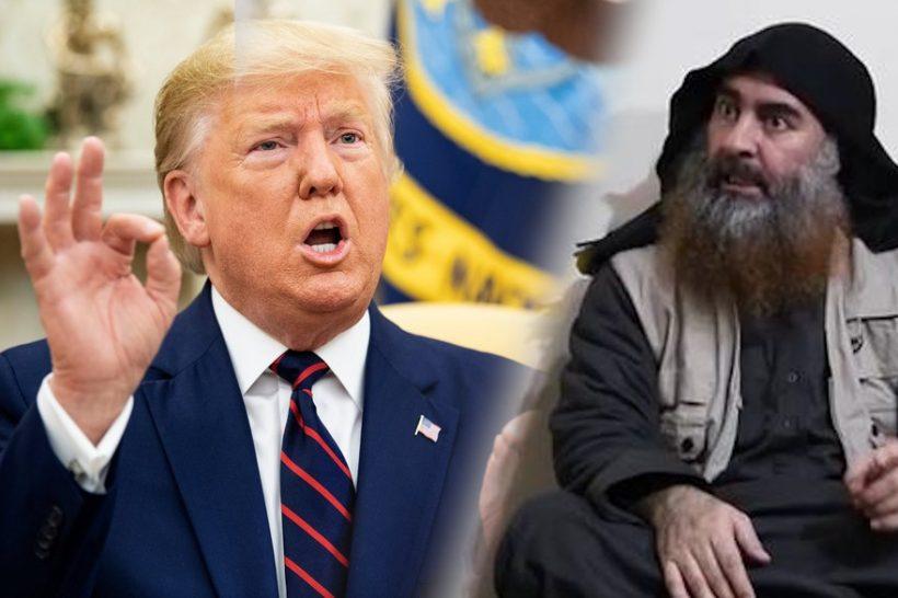 Tué dans un raid américain, le corps d'Abou Bakr al-Baghdadi a été immergé en mer