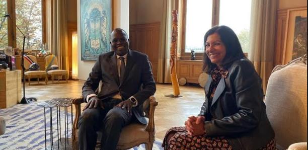 Khalifa Sall en France: L'ex édile de Dakar reçu par Anne Hidalgo, maire de Paris