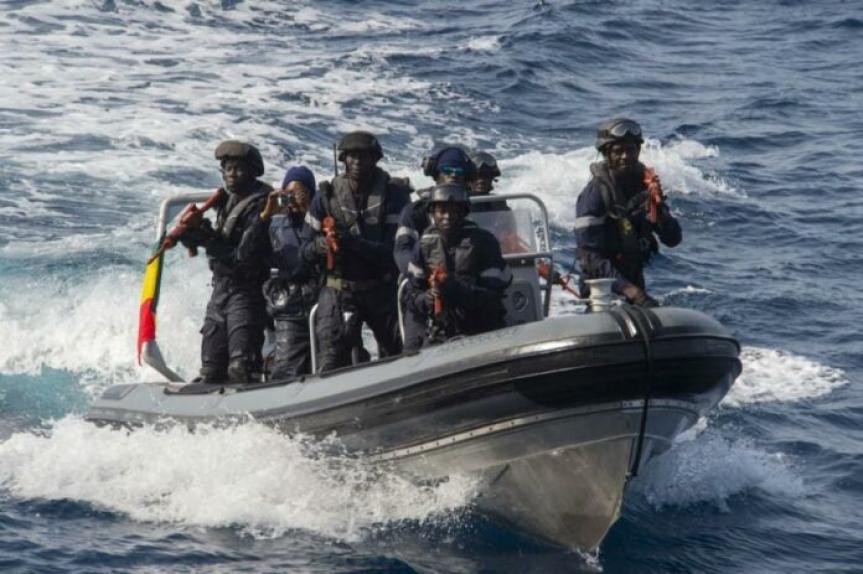 Saisie record de cocaïne en haute mer: cinq personnes arrêtées
