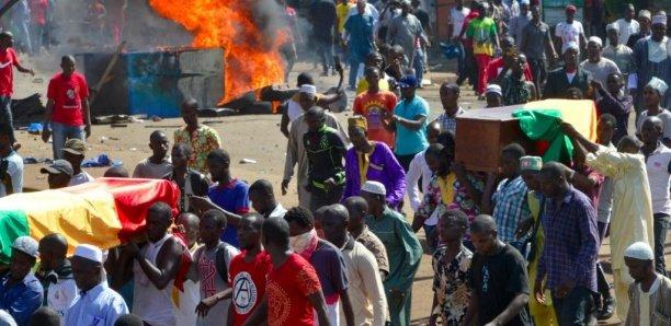 Guinée : Violents affrontements à Conakry lors d'une marche funèbre
