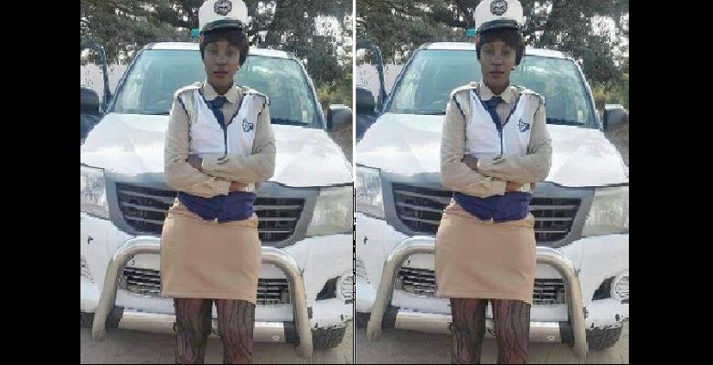 Zambie : Les mini-jupes désormais interdites aux policières