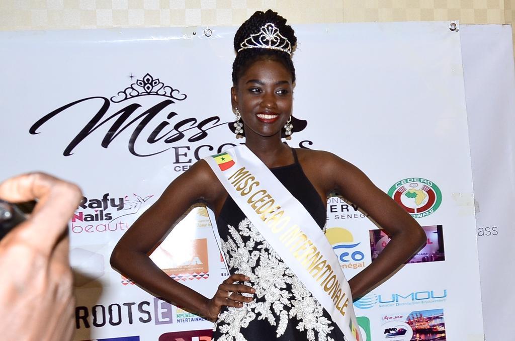 """Miss-Ecowas-Cedeao-Internationale"": Fatoumata Diop représentera le Sénégal"