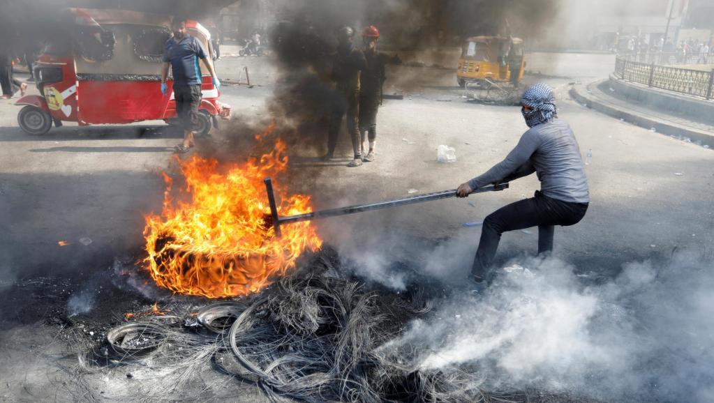Irak: Le gouvernement impuissant devant la révolte des populations
