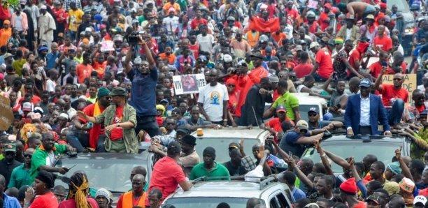Réforme constitutionnelle en Guinée: Nouvelle journée de mobilisation