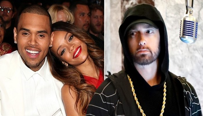 Quand Eminem insulte Rihanna dans une de ses chansons