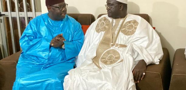 """Serigne Sidy Ahmed Sy à Serigne Abdoul Ahad Mbacké: """"J'aime écouter les Khassida de Serigne Touba"""""""