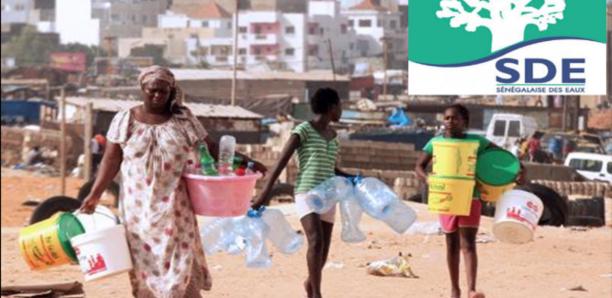 Risque de pénurie d'eau: les travailleurs de la SDE ont déposé leur préavis de grève