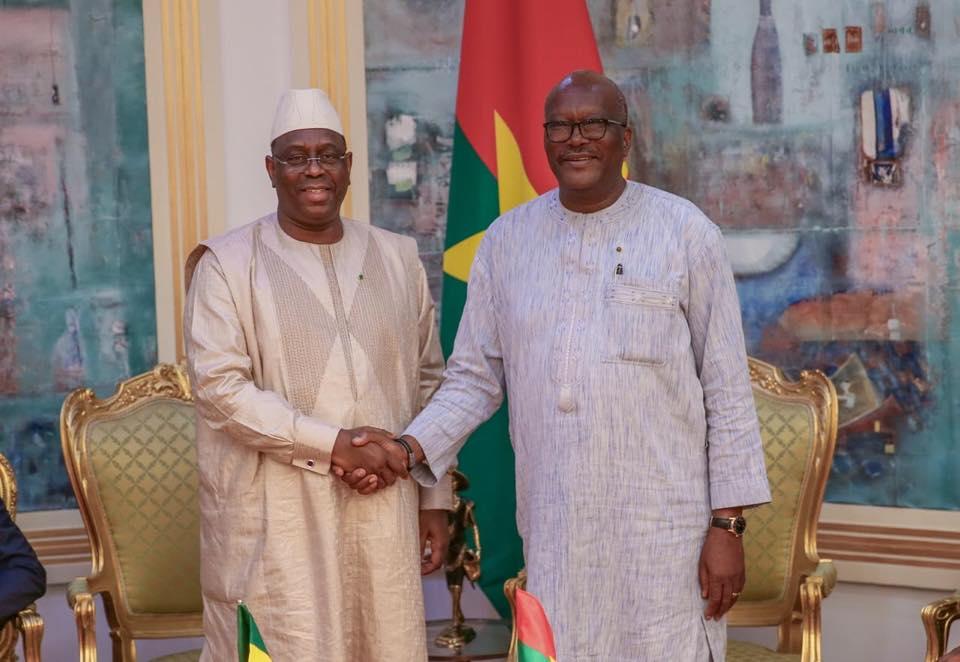 Massacre de Boungou: Macky Sall témoigne la solidarité du Sénégal au peuple frère burkinabè