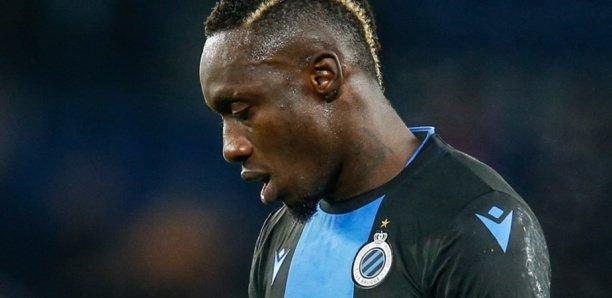 Bruges: suspension à durée indéterminée et amende de 6 millions pour Mbaye Diagne