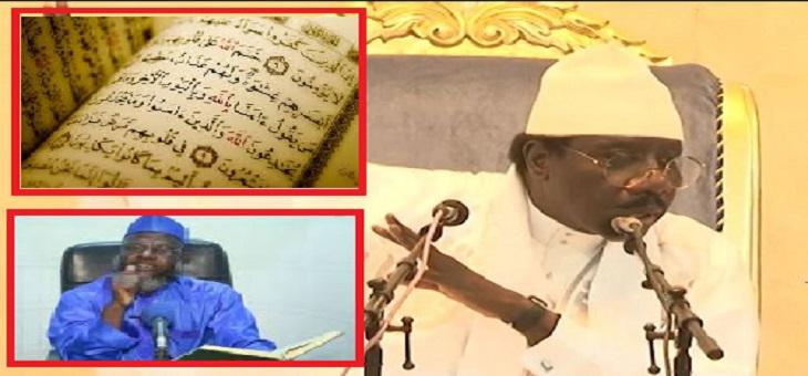 "Serigne Moustapha SY met en garde et avertit: ""Yénn Gni di firi Al-Quran ci noumou lénn neekhé..."" (VIDEO)"