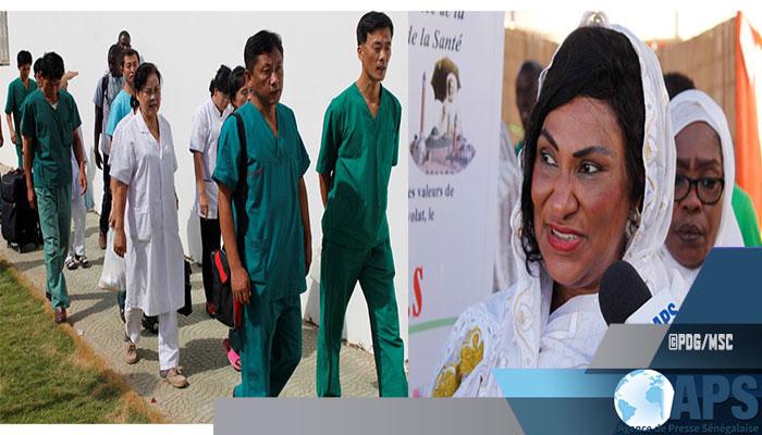 Tivaouane: des médecins coréens dans le dispositif de couverture médicale du Gamou
