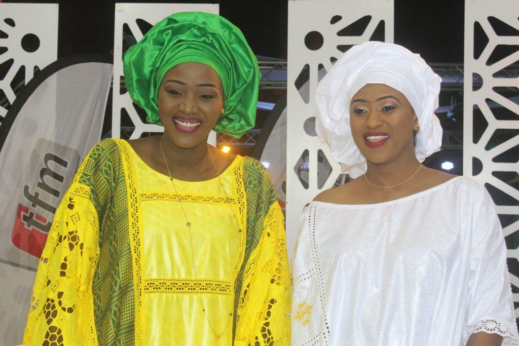 PHOTOS - Tivaouane 2019: Admirez les tenues éblouissantes de Faty Dieng et de Sokhna Natta Mbaye