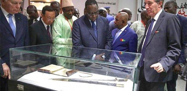 Remise du sabre de Cheikh Oumar Foutiyou Tall au Sénégal : le khalife de la famille omarienne présent au palais
