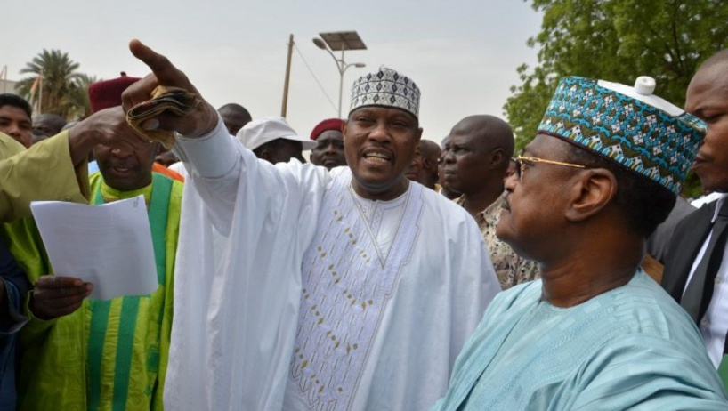 Niger: L'opposant Hama Amadou encore en prison