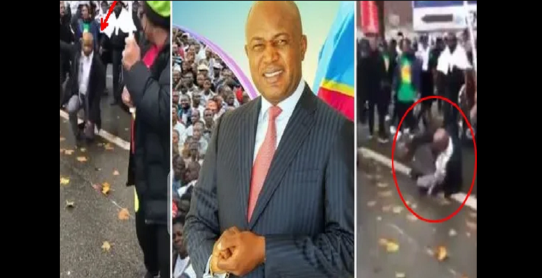 RDC : Le gouverneur de Kinshasa tabassé par des Congolais en France