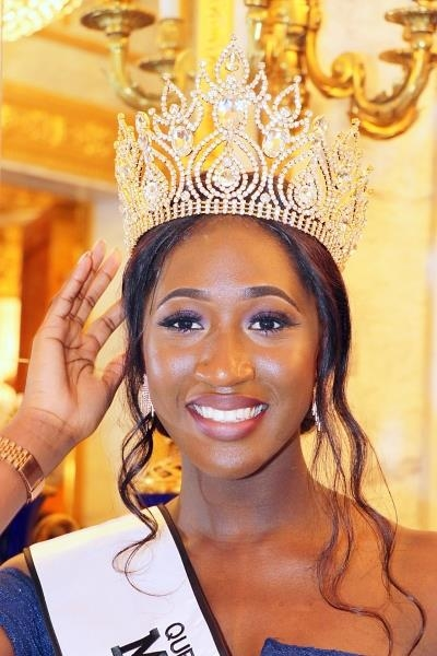 Miss Guinée-Bissau : Leila Samati